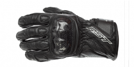 RST Stunt III CE Gloves Black